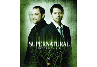 Supernatural - Seizoen 1-11 | DVD