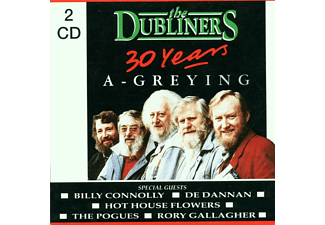 The Dubliners - 30 Years A Greying - (CD)