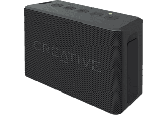 CREATIVE 51MF8250AA000 MUVO 2C Schwarz Bluetooth Lautsprecher