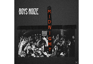 Boys Noize - Midnight Remix EP - (Vinyl)