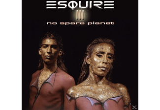 Esquire - No Spare Planet - (CD)