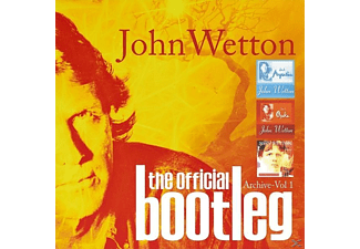 John Wetton - The Official Bootleg Archive Vol.1/Deluxe 6CD Set - (CD)