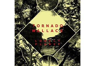 Tornado Wallace - Lonely Planet - (CD)