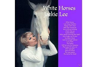Jackie Lee - White Horses - (CD)