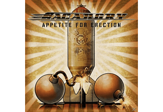 Ac Angry - Appetite For Erection - (CD)