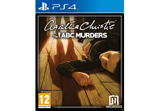 Agatha Christie : The Abc Murders PS4