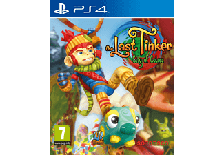 The Last Tinker : City Of Colors PS4