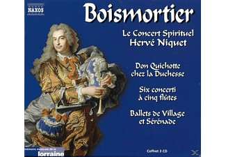 VARIOUS - Don Quichotte/Six Concerti/Ballets - (CD)