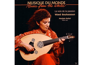 Waed Bouhassoun - La Voix de la Passion - (CD)