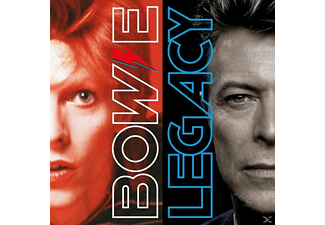 David Bowie - Legacy (The Very Best Of David Bowie) [CD]