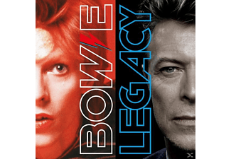 David Bowie - Legacy (The Very Best Of David Bowie) - (CD)