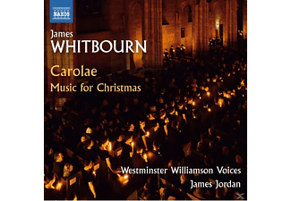 James/westminster Williamson Voices Jordan - Carolae-Music for Christmas - (CD)