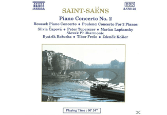 VARIOUS - Piano Concertos No. 2 - (CD)