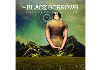 Black Sorrows - Faithful Sattelite - (CD)