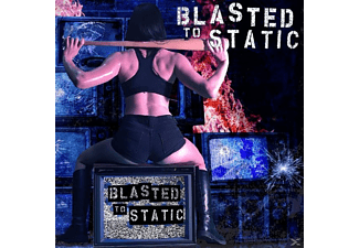 Blasted To Static - Blasted To Static - (LP + Bonus-CD)
