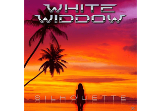 White Widdow - Silhouette - (CD)