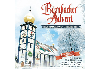 Diverse Interpreten - Bärnbacher Advent - (CD)