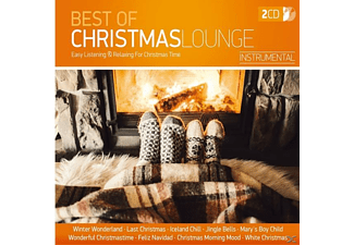 X-mas Lounge Club - Best of Christmas Lounge - (CD)