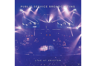 Public Service Broadcasting - Live At Brixton - (CD + DVD Video)