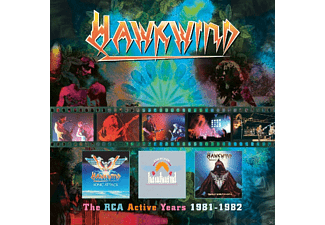 Hawkwind - RCA Active Years [CD]