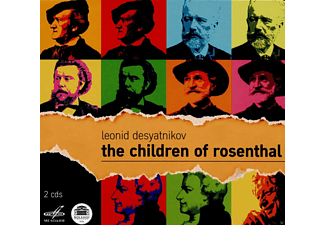 Alexander  Vedernikov, Bolshoi Theatre - The Children of Rosenthal - (CD)