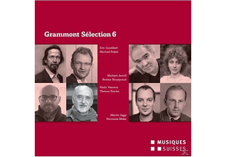 VARIOUS - Grammont Sélection 6 - (CD)