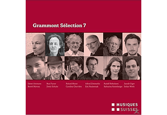 VARIOUS - Grammont Sélection 7 - (CD)