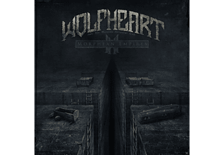 Wolfheart feat. The Malavita Antisocial - Morphean Empires - (CD)