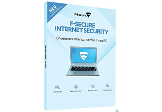 F-Secure Internet Security - 2017 (1 Jahr / 3 Computer)