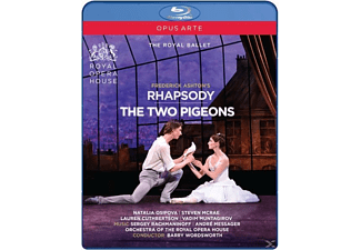 Rhapsody/The Two Pigeons - (Blu-ray)