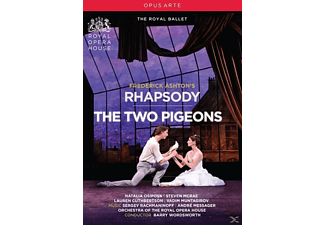 Rhapsody/The Two Pigeons - (DVD)