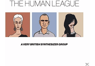 The Human League - Anthology-Ltd.Edt.Boxset 3CD/1DVD - (CD + DVD Video)