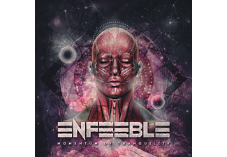 Enfeeble - Momentum of Tranquility - (CD)