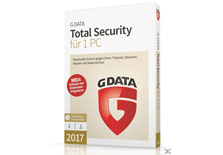 G Data Total Security 17.5 - 1PC