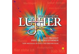 Michael Kunze, Dieter Falk - Pop-Oratorium Luther [CD]