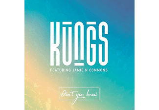 Kungs - Don't You Know (2-Track) - (5 Zoll Single CD (2-Track))