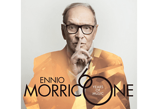 Ennio Morricone - 60 Years of Music (CD + DVD)