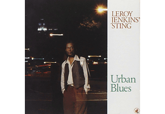 Leroy Jenkins - Urban Blues - (CD)