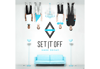Set It Off - Upside Down (Ltd.Transparent Vinyl) [Vinyl]