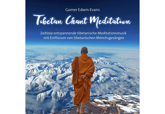 Gomer Edwin Evans - Tibetan Chant Meditation - (CD)