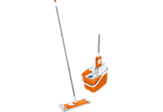 LEIFHEIT 52061 COMBI CLEAN M SET ORANGE