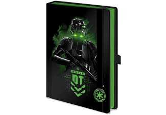 Rogue One: A Star Wars Story Premium Notizbuch Death