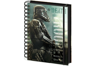 Rogue One: A Star Wars Story Notizbuch Death Trooper