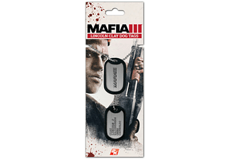 Mafia III Dog Tag Clay Lincoln