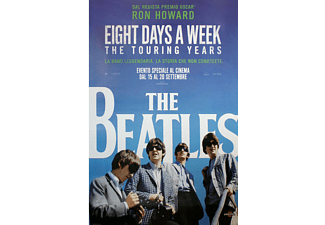 The Beatles Eight Days A Week Poster The Touring Years