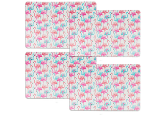 Flamingo Tischset 4-er Set