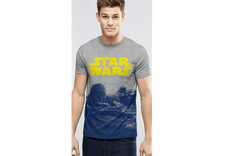 Rogue One: A Star Wars Story T-Shirt Ground Battle