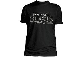 Fantastic Beasts T-Shirt And Where To Find Them Logo
