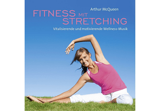 Arthur Mcqueen - Fitness mit Stretching - (CD)