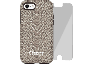 OTTERBOX Strada with Alpha Glass for iPhone 7 Stone Serpent - (78-51129)